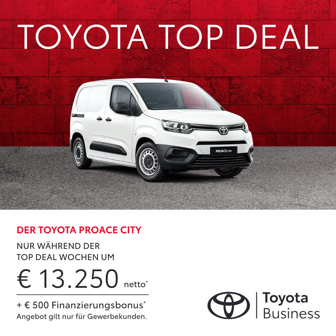 Bild Proace City - Top Deal